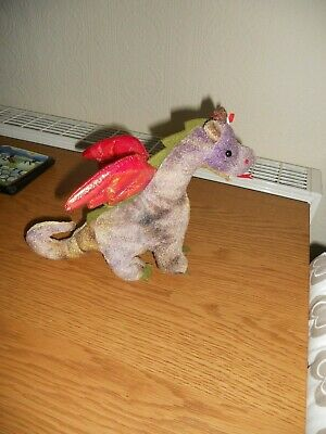 TY Original Beanie Baby Scorch with Tags, DOB 31st July, 1998, retired