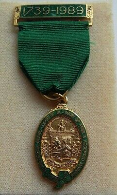 Provincial Grand Lodge of Glasow - 250th  Anniversary Medal