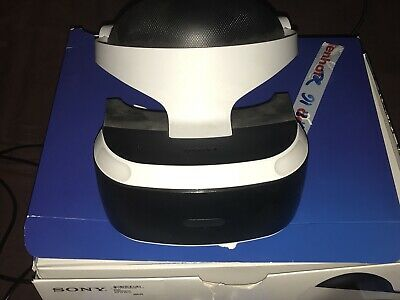 Sony PlayStation VR Headset plus Kamera