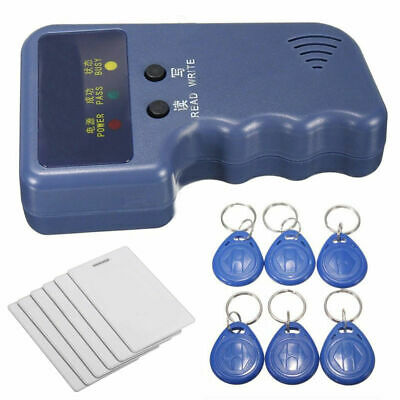 125Khz Writer+Keychain+Cards RFID Copier Professional High Quality Best Nice