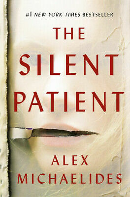 The Silent Patient by Alex Michaelides With Exclusive Gifts