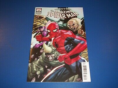 Amazing Spider-man #17 Hunt Variant Cover NM- Beauty New Marvel Legacy 1st Print