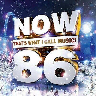 Now That's What I Call Music 86 CD Album New & Sealed