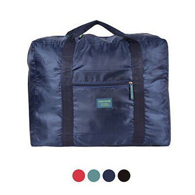 Overnight Bag Collapsible Garment Storage Bag Travel Day Trip Luggage Pouch