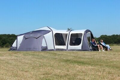 Outdoor Revolution Airedale 12 AIR Inflatable 12 Berth Family premium Tent 2019