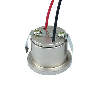 1/3W Mini Led Cabinet Downlight Recessed Spot light Driver Ceiling Lamp Mounted.
