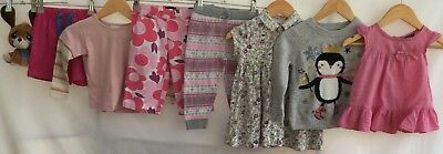 Baby Girls Bundle Of Clothing Age 18-24 Months Mini Boden Baby Gap Next <H1549