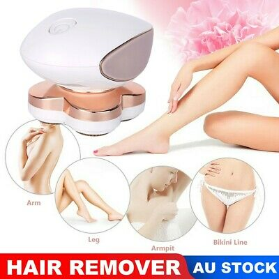 Electric USB Facial Leg Hair Epilator Painless Remover Wet Dry Shaver Trimmer AU