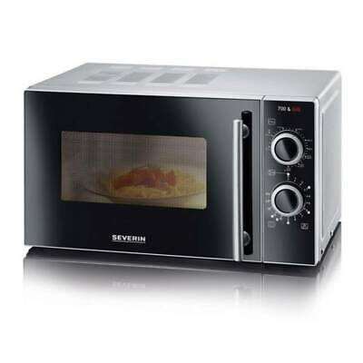 Severin MW 7875 Mikrowelle 700 W Grillfunktion