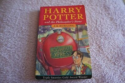 Harry Potter And The Philosophers Stone By J.k Rowling Paper Back Bloomsbury