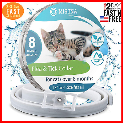 Original and New Flea and tick Lice prevention for dogs Cats 8 month Under 18lbs