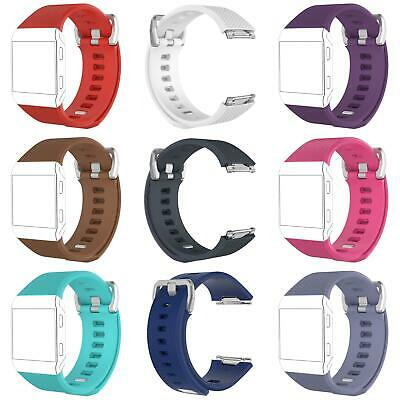 Lightweight Sport Silicone Wrist Bracelet Band Strap for Fitbit Ionic Trendy New