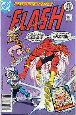 Flash Vol 1 #250 Vf- (Dc 1977) First Appearance Of Golden Glider