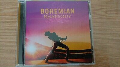 Bohemian Rhapsody - Queen (NEW CD) The Original Soundtrack 2018 BRAND NEW SEALED