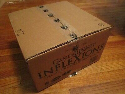 Game of Thrones Inflexions Special Edition Factory Sealed US HOBBY Case - 20 Box