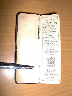 The Finger Prayer Book (Victorian Miniature)