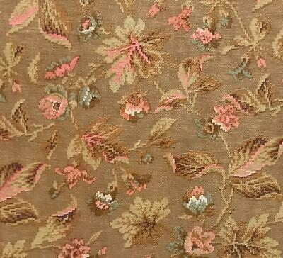 1.03m VERY BEAUTIFUL MID 19th CENTURY FRENCH LINEN COTTON INDIENNE 250
