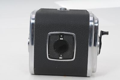 Hasselblad A12 V-Button Roll Film Back Chrome                               #179