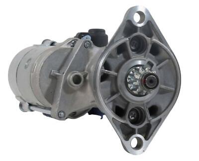 Gear Reduction Starter Fits Jaguar Xk120 Manual Transmission 132 Tooth Fly Wheel