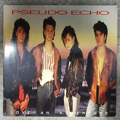 Pseudo Echo Love An Adventure Track Vinyl Album