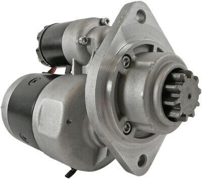 New Gear Reduction Starter Fits Valtra Valmet Tractor 1100 1102 1112 0986013690