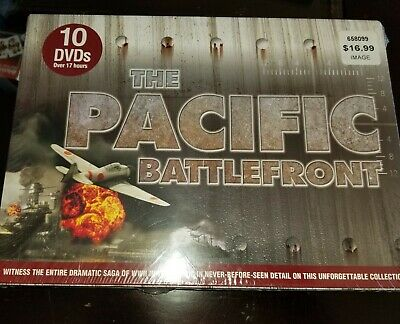 WW2 BATTLEFRONT THE Pacific Band Of Brothers DVD Sets New Sealed