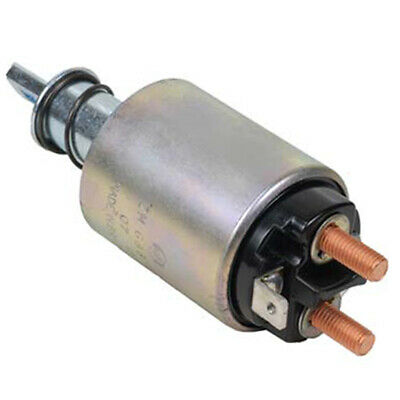 New Solenoid Fit Yanmar Tractor Engine 2Tr16 3T84 3T95 S1328R S13-48 23343-G7001