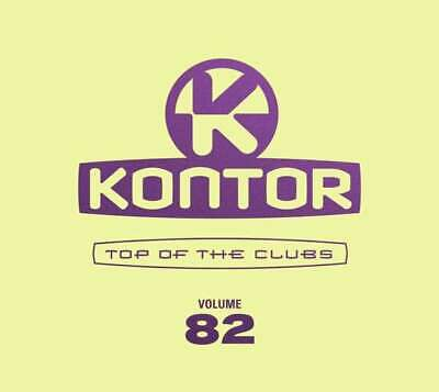 KONTOR Top Of The Clubs Vol.82 ( Neuer Sampler 2019 )  4 CD   NEU & OVP 17.05.19