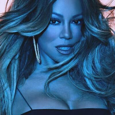MARIAH CAREY Caution VINYL LP BRAND NEW 150 Gram Vinyl With Album Download Card