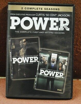Power 2 Complete Seasons First and Second Season