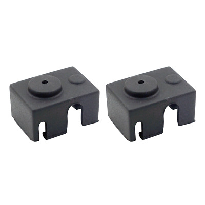 2pcs Silicone Hot End Sock V6 Pro Prusa i3 MK3 MK3S MK2.5 MK2 MK2S UK Stock