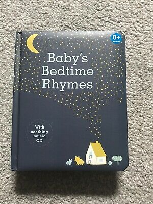 Baby's Bedtime Rhymes Marks And Spencer Book With Music CD