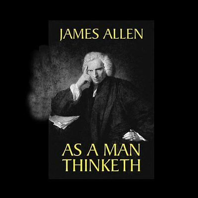 James Allen - Audiobook Collection on mp3CD