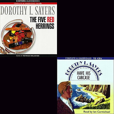 Dorothy L.Sayers - Lord Peter Wimsey Books 07-08 Audio Collection (03) on mp3CD