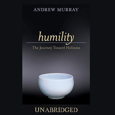 Reverend Andrew Murray - Collection of Audiobooks on mp3CD