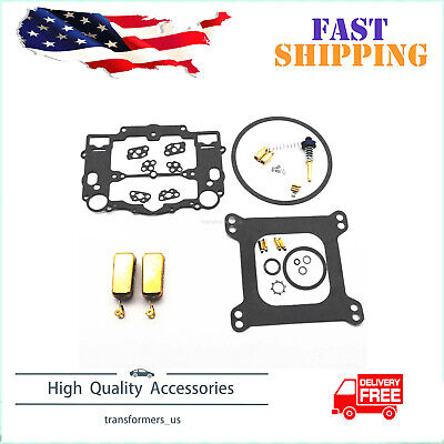Carburetor Rebuild Kit fit for Edelbrock 1477 1400 1404 1405 1406 1407 1411 1409