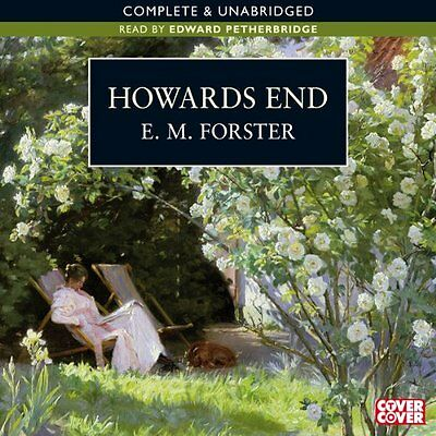 E.M Forster Audiobook Collection on mp3 DVD