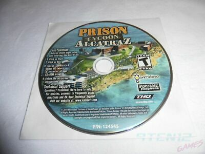 ROLLERCOASTER TYCOON 3 Demo - PC CD Computer game Disc Only #50