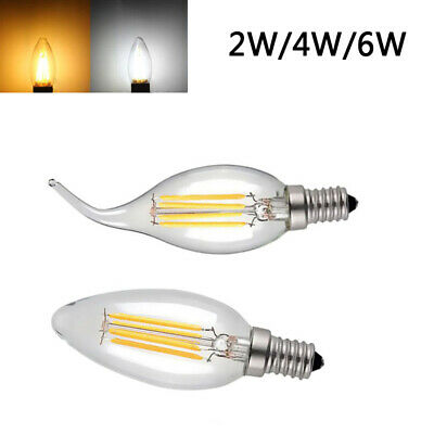 E27 Industrial Style Vintage Retro Edison Filament Light Bulb Lamp Decoration UK