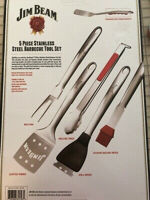 Jim Beam Minithermometer Set 4 tlg.