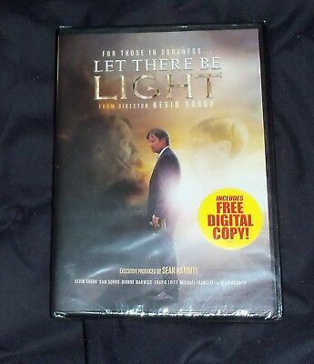 Let There Be Light DVD NEW - Kevin Sorbo