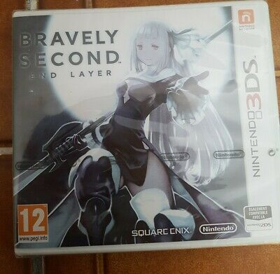 Jeux Nintendo 3DS bravely second end layer neuf sous blister