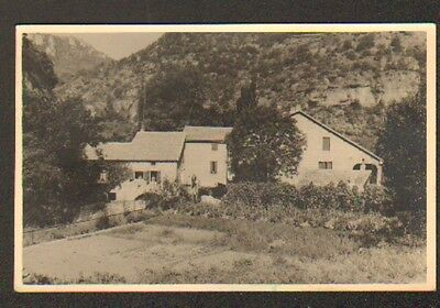 MOULIN DE CORP (12) Carte-Photo Postale