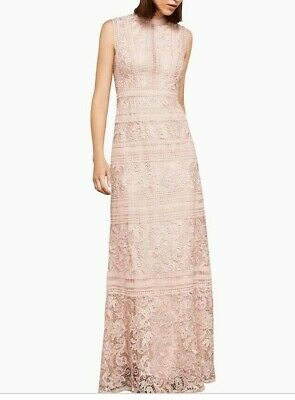 f0758a03307 MAXI DRESS DUSTY Pink Size 10 Misguided Asos Pretty Little Thing ...