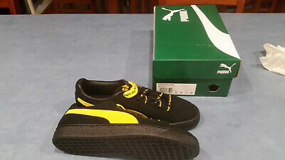 NEW IN BOX Puma Richmond Tigers 2017 Premiership Suede Runners Mens UK 6 US 7