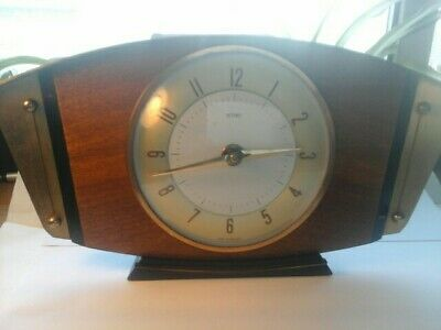 Vintage Metamac 8 Day Mantel Clock