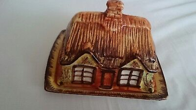 Price Kensington Cottage Ware Butter or Cheese dish Vintage made in England