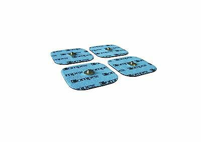 Compex Performance Snap Lot de 4 electrodes Mixte