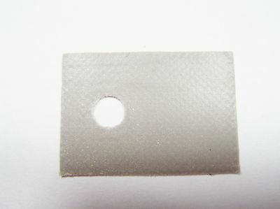 Insulating Foil To220 18x13mm Mica Washer #14k66 %