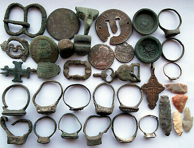 GENUINE ANCIENT ARTEFACTS - Neolithic to post Medieval